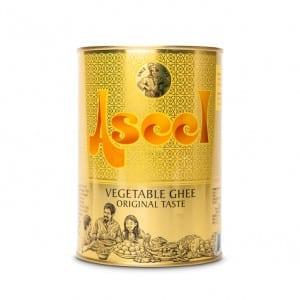 Aseel Vegetable Ghee、1Kg