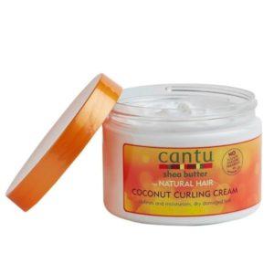 Kem Uốn Dừa 340G Cantu Coconut Curling Cream,