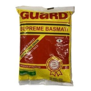 Gạo Basmati bảo vệ (hạt cực dài)