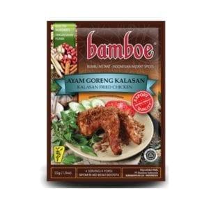 Ayam Goreng (Bamboe)